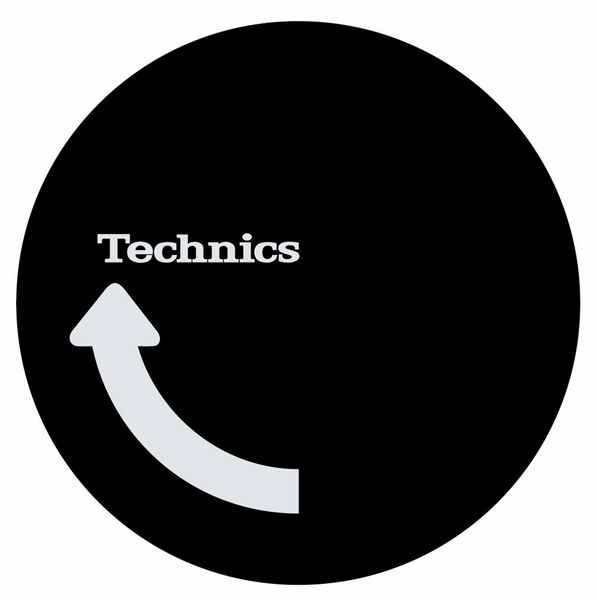 Technics Slipmat Arrow 1