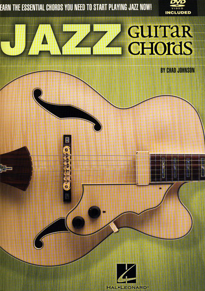 Hal Leonard Chad Johnson: Jazz Guitar
