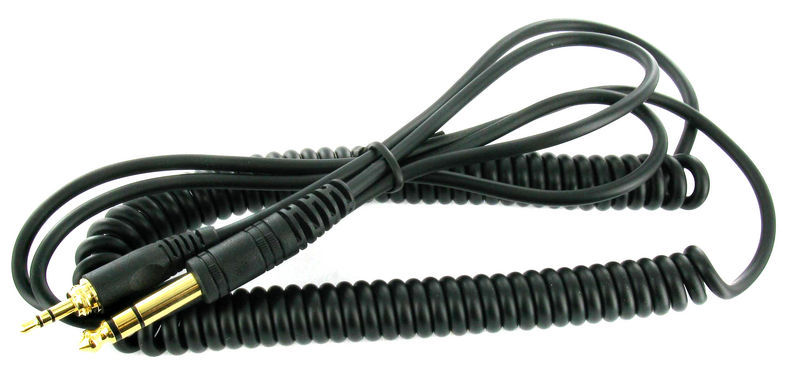 Ultrasone Coiled Cable 3m