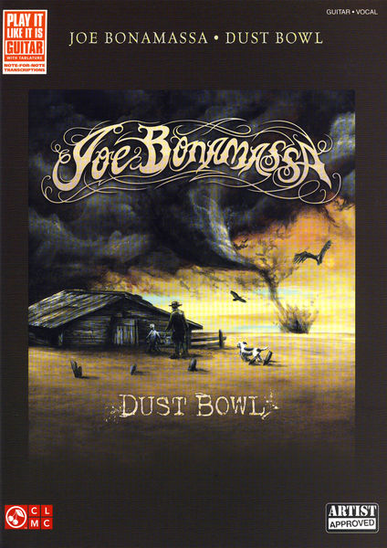 Hal Leonard Joe Bonamassa: Dust Bowl
