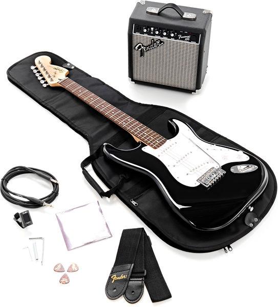 Fender SQ Affinity Strat Set/FM10G BK