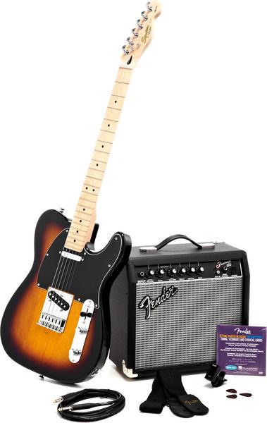 Fender SQ Affinity Tele Set BSB