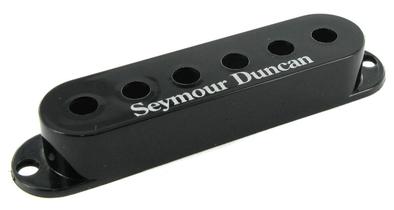 Seymour Duncan Pickup Cover Black Logo