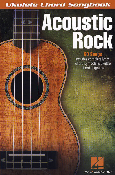 Hal Leonard Ukulele Chord Songbook Rock Thomann Uk