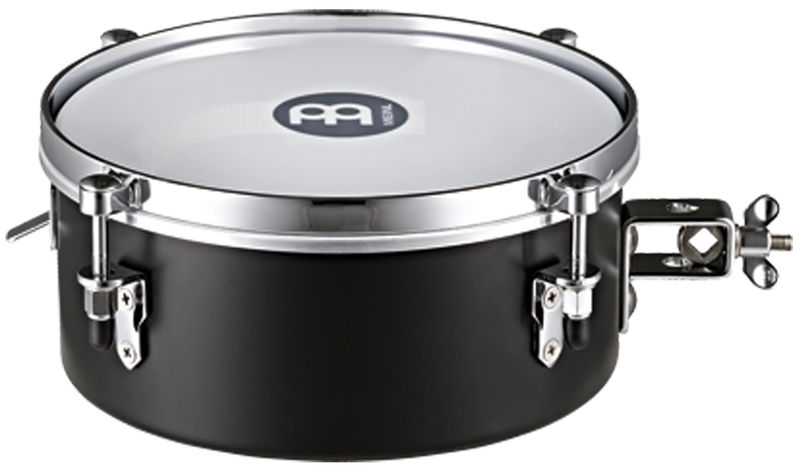 "Meinl MDST10BK 10"" Snare Timbales"