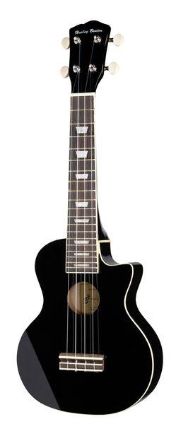 Harley Benton UK-L100 BK Soprano Ukulele