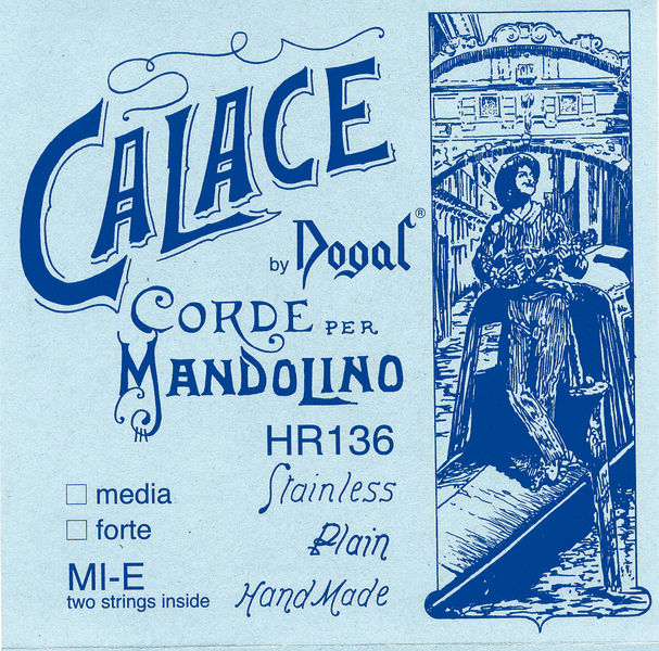Dogal Mandolin Calace HR136