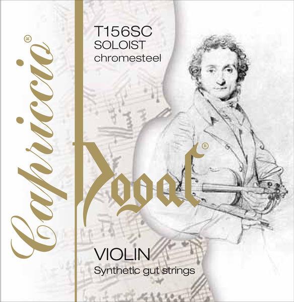 Dogal Violin Capriccio Soloist 4/4