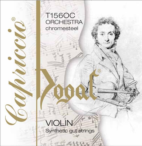Dogal Violin Cappricio Orchestra 4/4