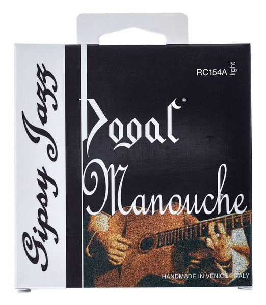 Dogal Manouche Gypsy Jazz RC154A