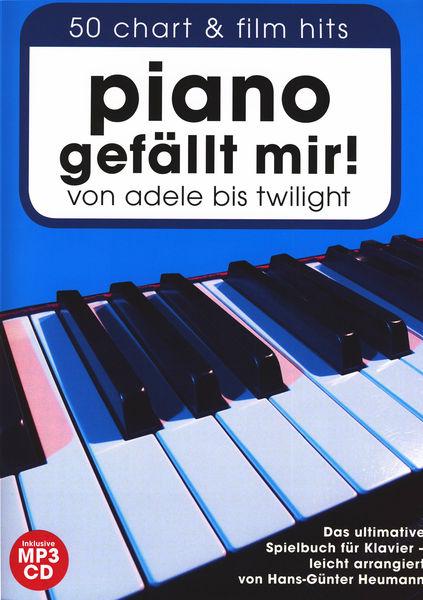 Piano Gefällt Mir! 1+CD Bosworth