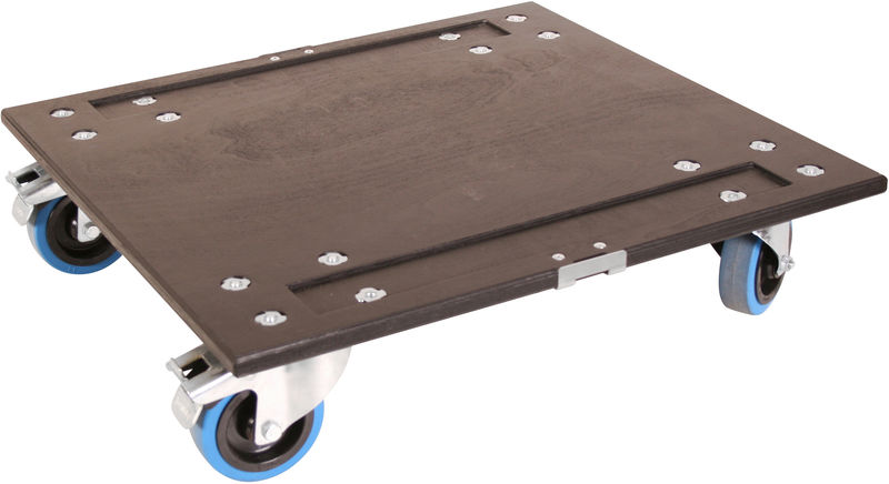 Thon Stacking Wheel Board w/Brakes