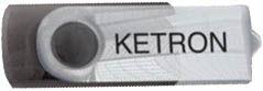 Ketron Audya Song Styles USB Stick