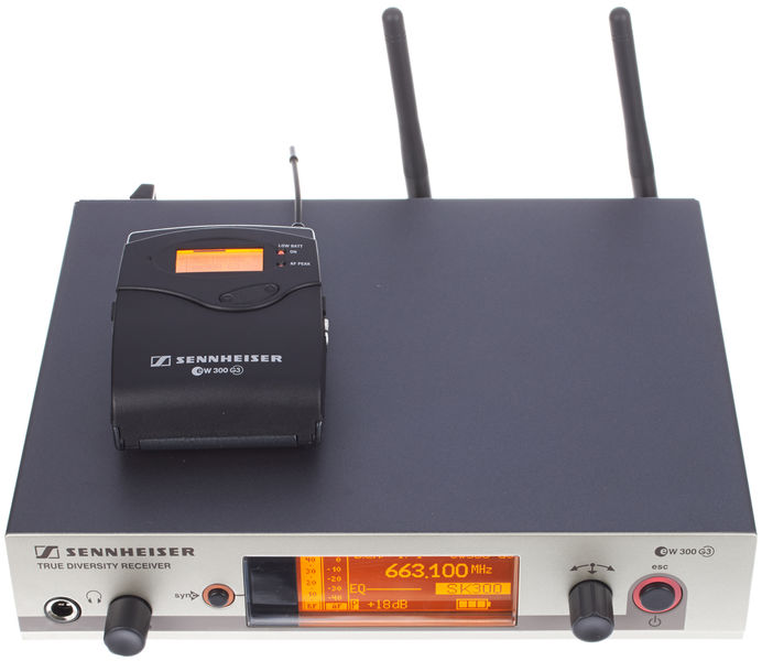 Sennheiser Basicset EW 372 G3 / C-Band