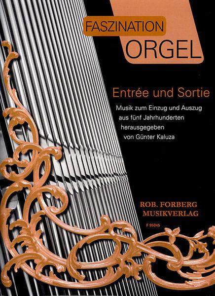 Robert Forberg Musikverlag Faszination Orgel