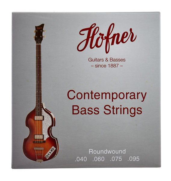 Höfner HCT1133R Bass Strings