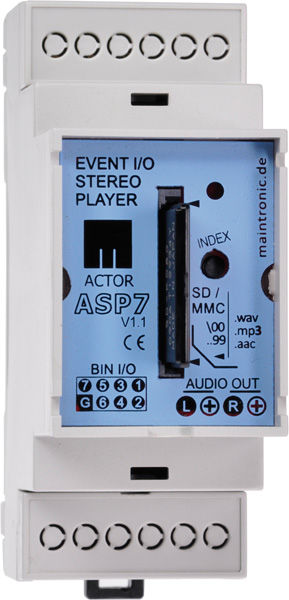 Maintronic Eventplayer100 DMX