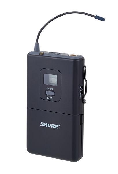Shure SLX 1 / S10