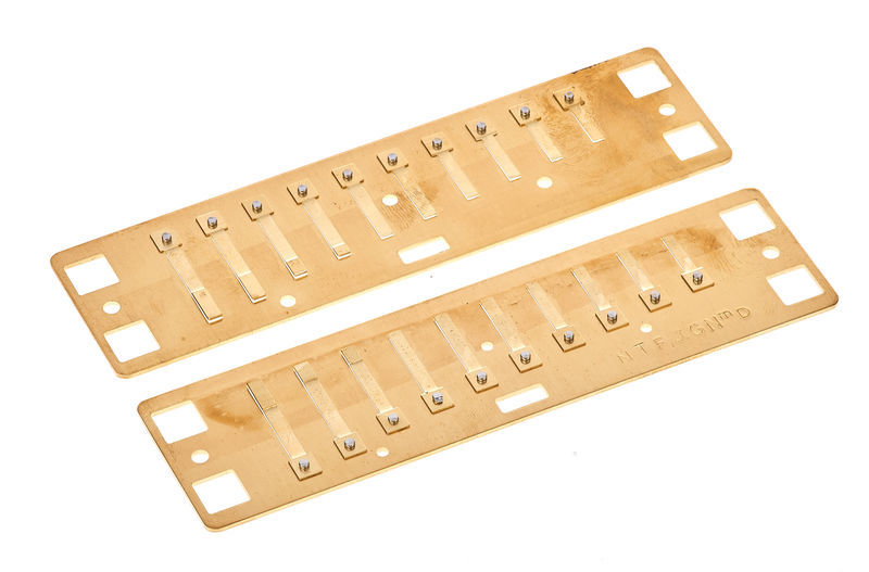 Lee Oskar Natural Minor Reedplates D