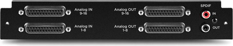 Apogee Symphony I/O Module 16x16 I/O