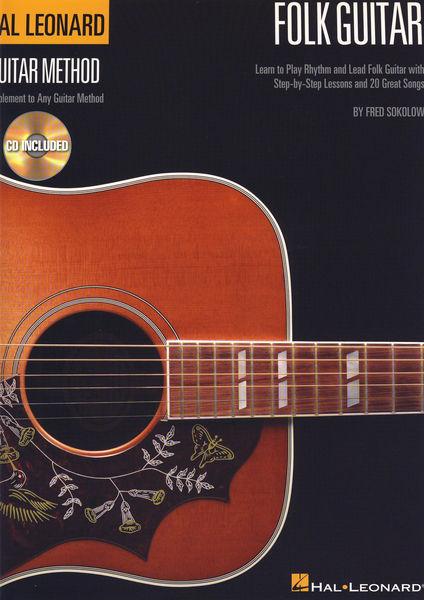 Hal Leonard Folk Guitar Method