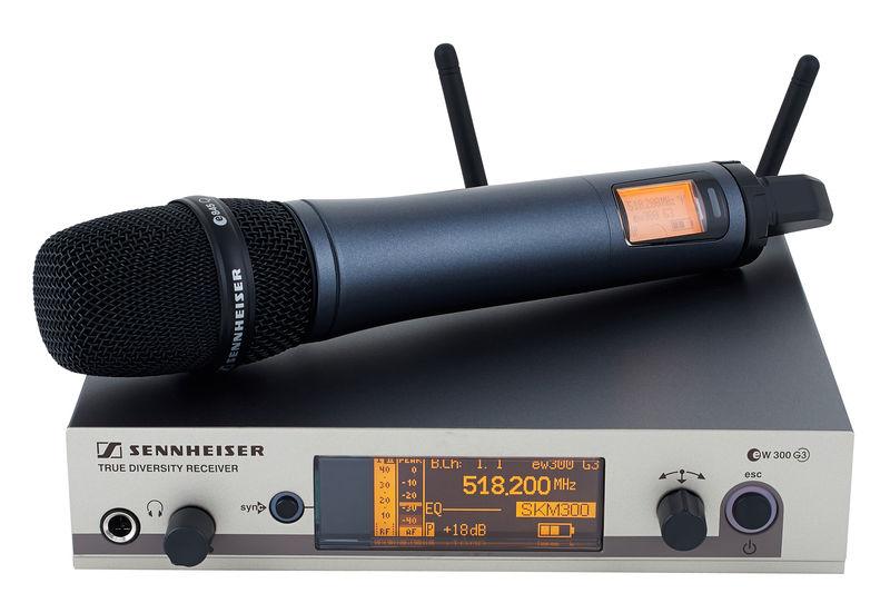 Sennheiser EW 345 G3 / A-Band