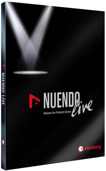 Steinberg Nuendo Live