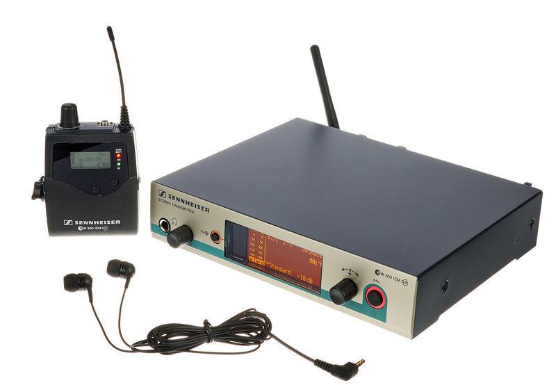EW 300 IEM G3 / A-Band Sennheiser