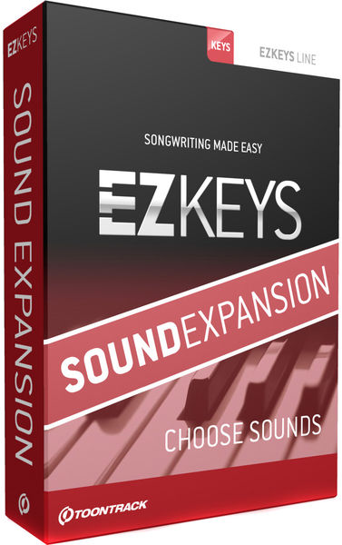 Toontrack EZkeys Sound Expansion
