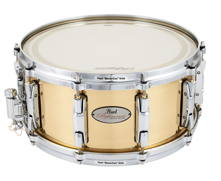 "Pearl Reference 14""x6,5"" Snare Brass"