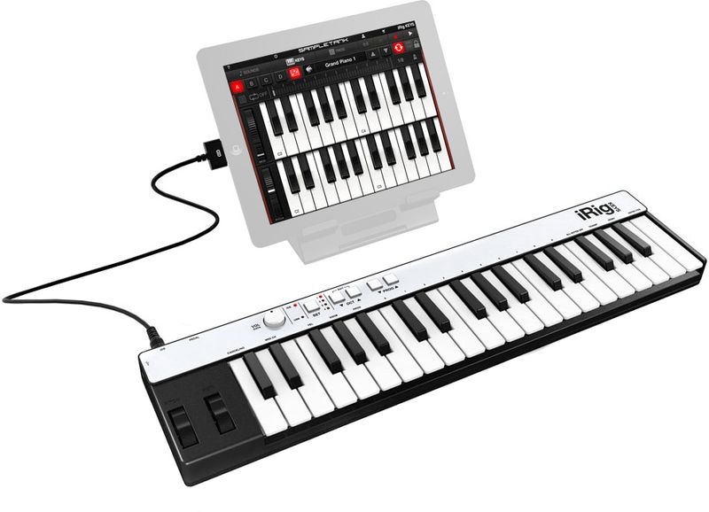 IK Multimedia iRig Keys