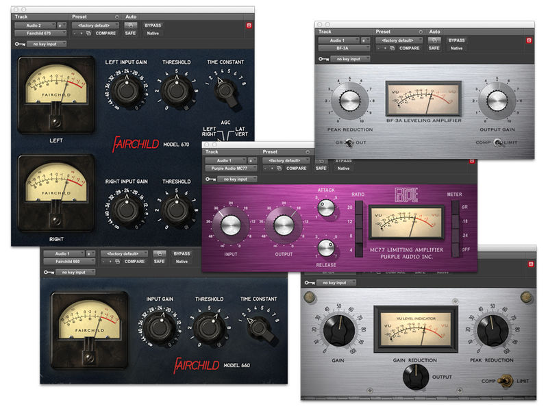 Avid Plug-in Activation Card Tier 2