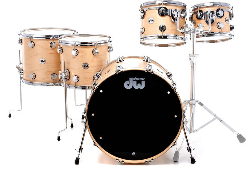 DW Satin Oil Rock Set Natural