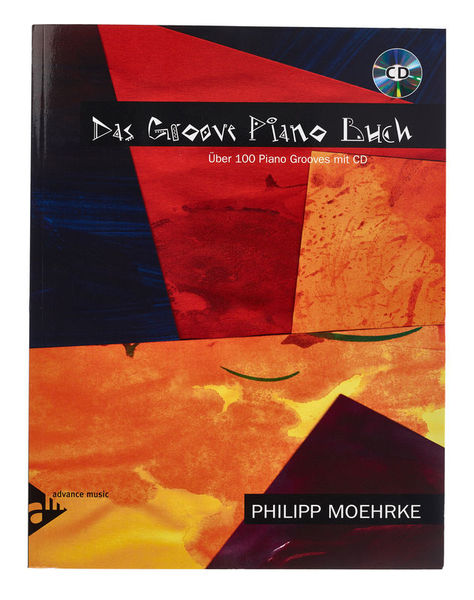Advance Music Das Groove Piano Buch