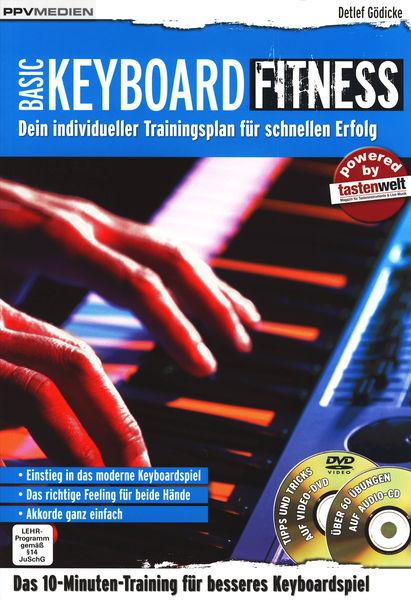 PPV Medien Keyboard Fitness