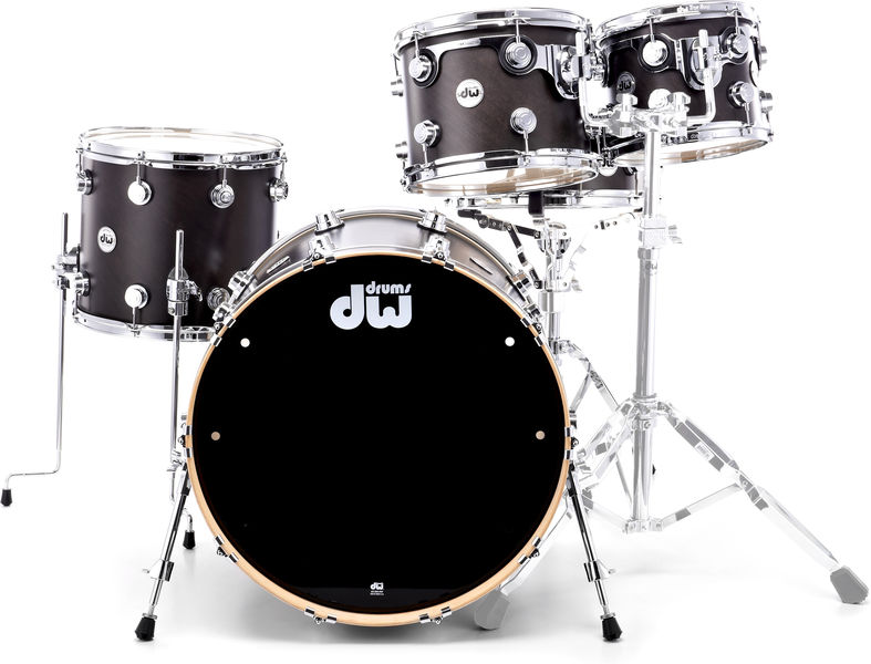 DW Satin Oil Set Ebony SSC+