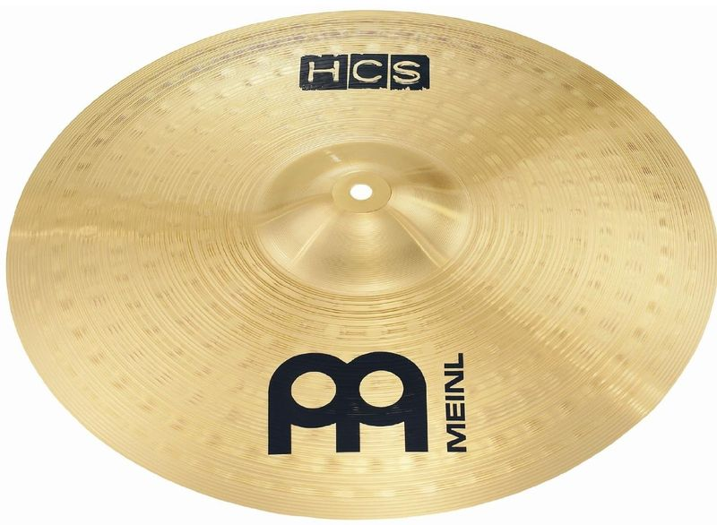 "Meinl 18"" HCS Crash"