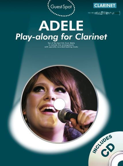 Wise Publications Guest Spot Adele Clarinet