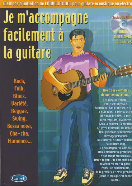 Methode Pour Guitare Edition Carisch