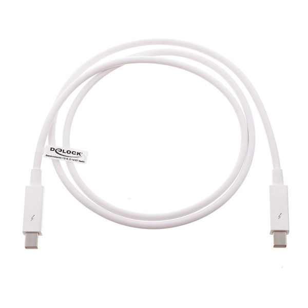 Delock Thunderbolt Cable 1m