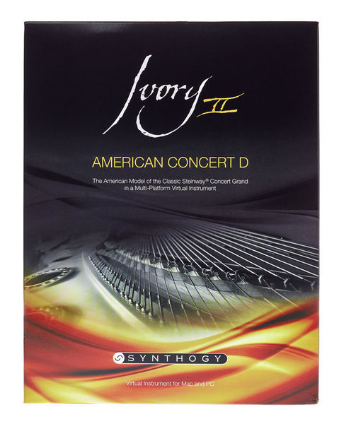 Ivory II American Concert D Synthogy