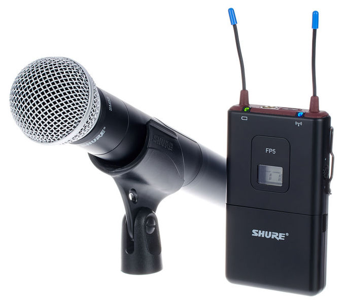 Shure FP25/SM58 S6