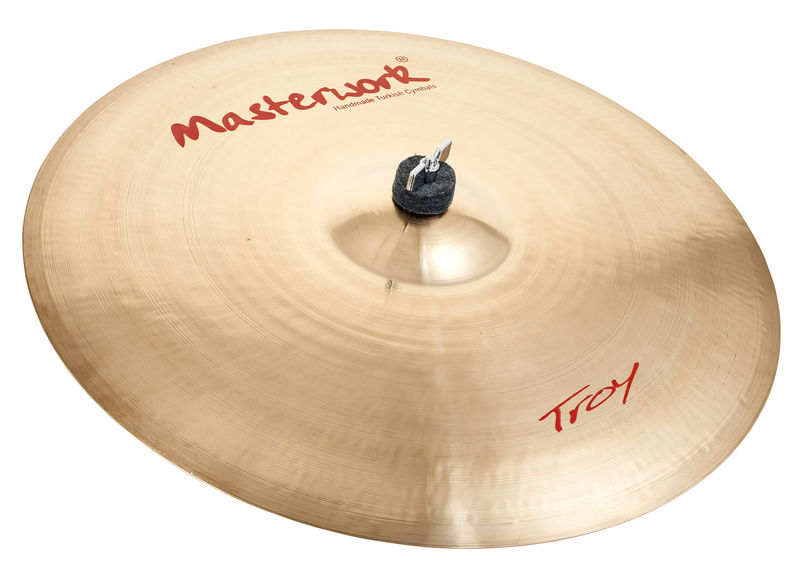 "Masterwork 18"" Troy Crash"