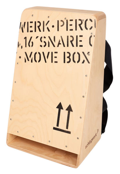 Schlagwerk Cajon Move Box MB110