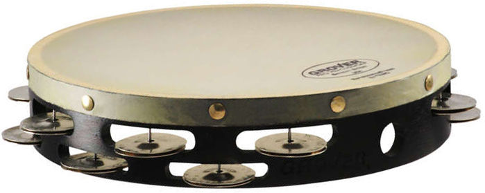Grover Pro Percussion Tambourine T2/GS-X