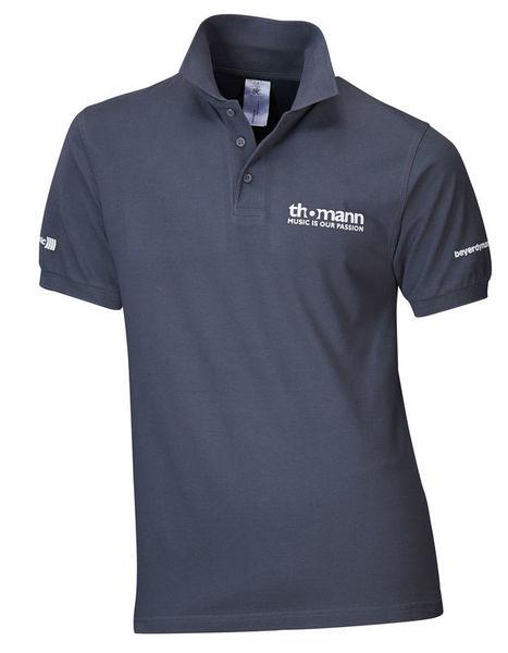 "Thomann Polo Shirt ""www..."" S"