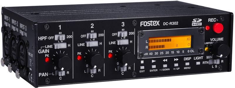 Fostex DC-R302