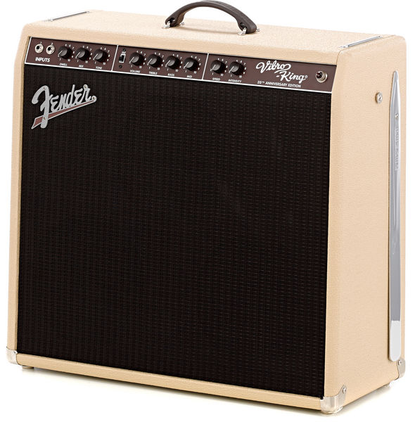 Fender Vibro-King 20th Anniversary BL