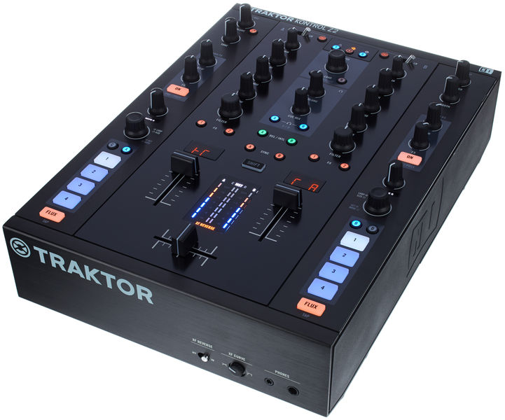 Traktor Kontrol Z2 Native Instruments