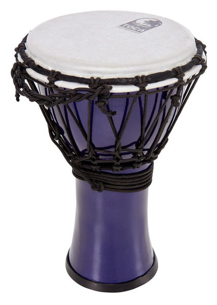 "Toca 7"" Color Sound Djembe Indigo"